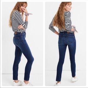Madewell Roadtripper Jeans in Jansen Wash 26